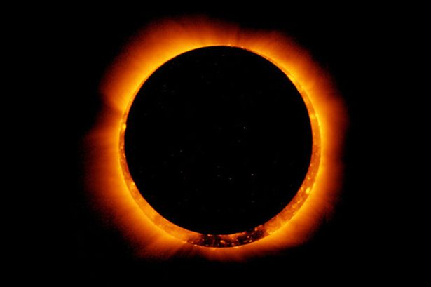 New Moon- annual solar eclipse