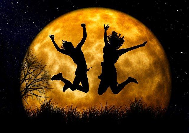 Beltane Full Moon – 27.04.2021