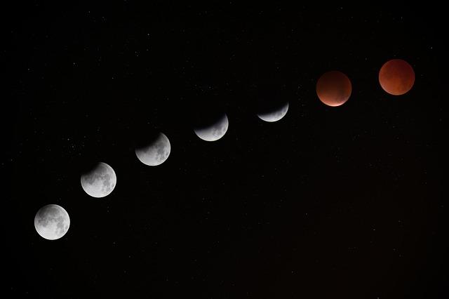 Full Moon Total Lunar Eclipse – 26.05.2021