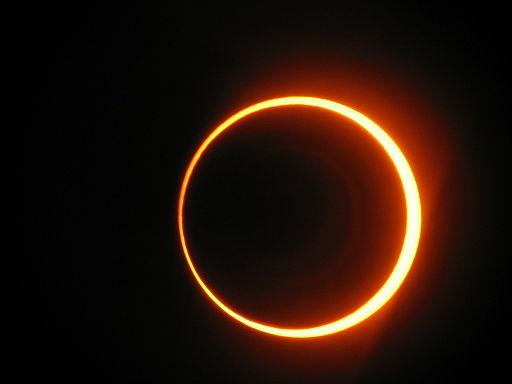 New Moon Annular Solar Eclipse – 10.06.2021